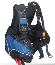 BCD51 weight integrated jacket